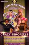 The Crazy Señoritas Drag Show & Dinner