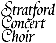 Glorious Music of Bach & Handel with the Stratford Concert Choir