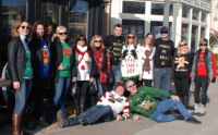 Ugly Sweater Holiday Food Tour