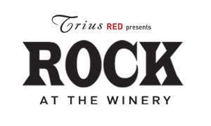 Trius Red Presents: Rock at the Winery - General Admission