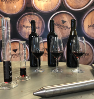 Marynissen Estates Winery - Blending at it's Best