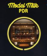 Model Milk PDR (Turf Club Pop-Up)